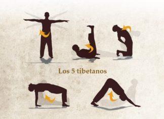 5 tibetanos